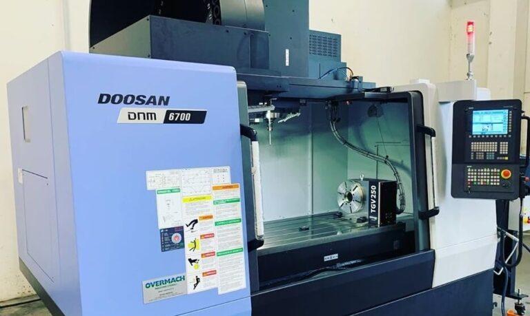 Doosan DNM 6700 Cootehill Precision Engineeering